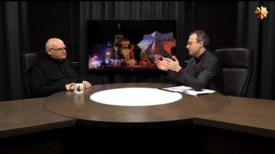 день ТВ заставка интервью (2)